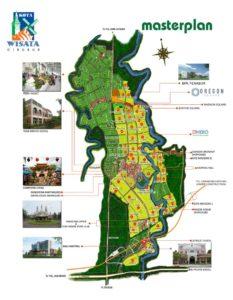 master plan Kota wisata