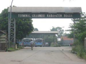 terminal cileungsi